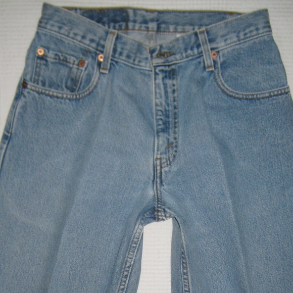 Levi's Other - Levis Jeans 560 Comfort Loose Fit Tapered Leg Blue
